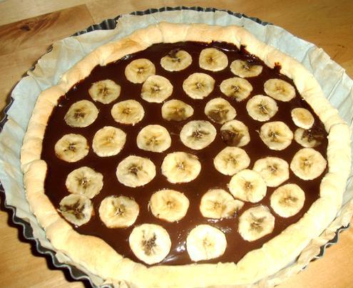 Gateau banane chocolat pomme